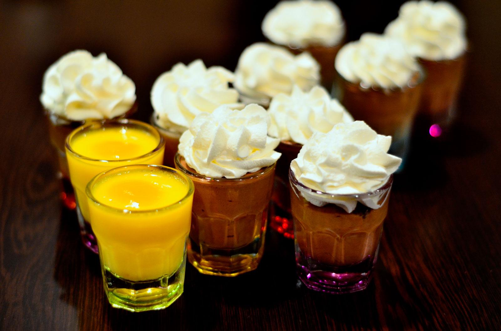 Beverages & Dessert